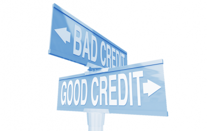 Bad Credit - Good Credit